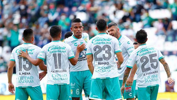 León vs. Tijuana se vieron las caras este sábado por la jornada 2 de la Liga MX 2021 (Foto: Getty Images)