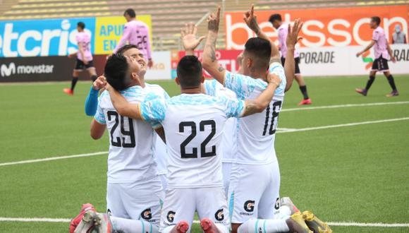 Llacuabamba venció 3-0 a Sport Boys en la Fase 2. (Foto: Liga 1)