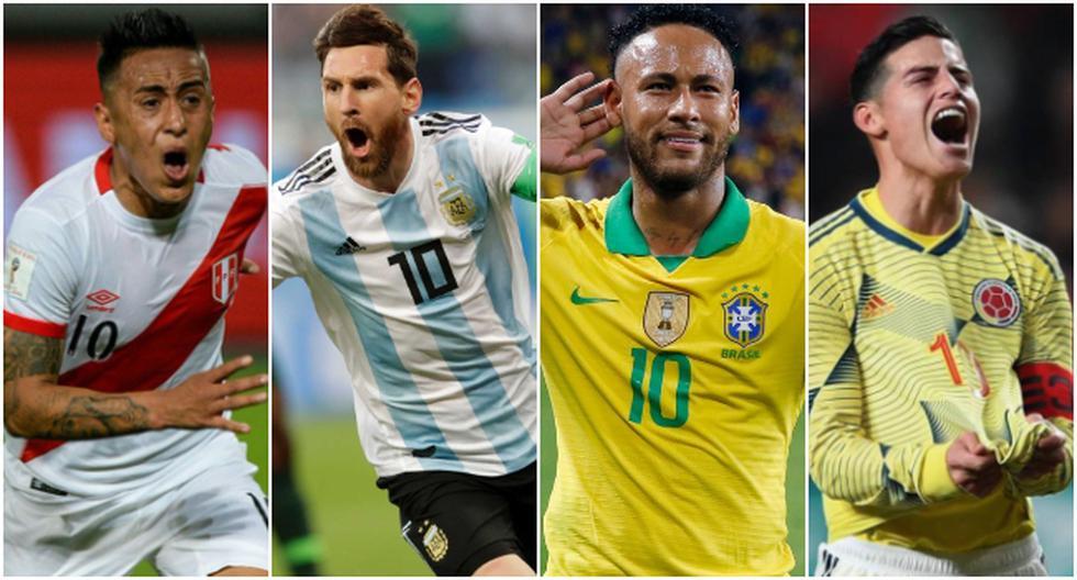 Resto del Mundo: Eliminatorias Qatar 2022 EN VIVO DIRECTO ONLINE por Movistar, TV Públi | NOTICIAS DEPOR PERÚ