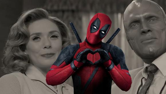 Marvel: WandaVision explicaría cómo Deadpool puede romper la 'cuarta pared'