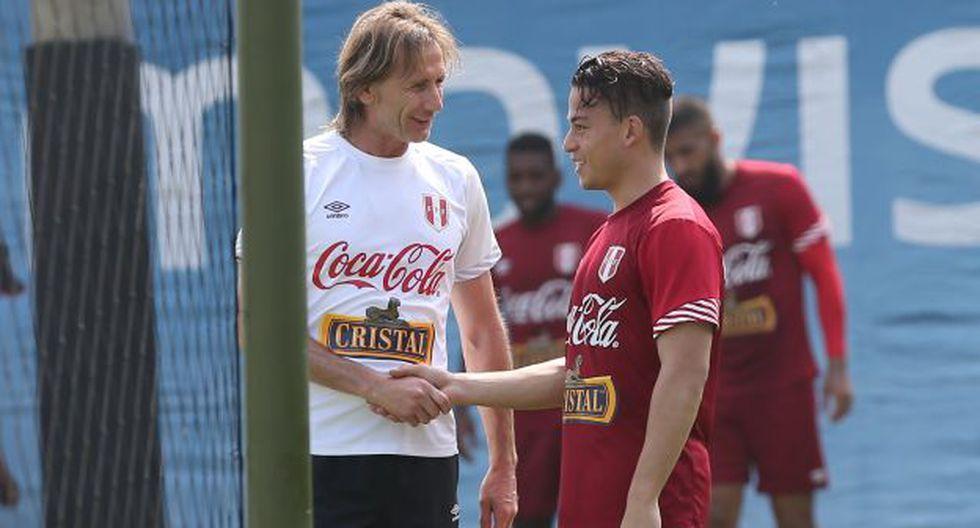 Cristian Benavente sería uno de los convocados a la Copa América Centenario. (USI)