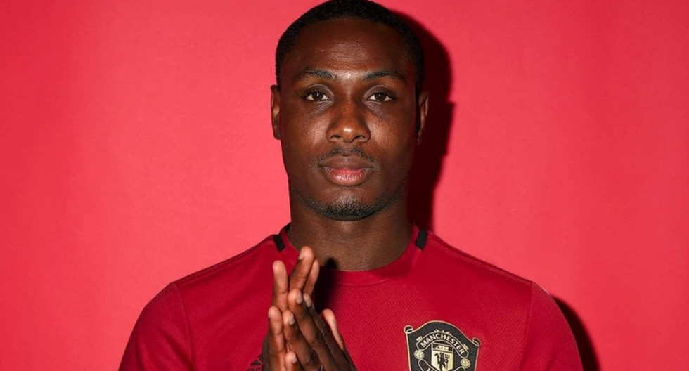 Odion Jude Ighalo | Manchester United. (Foto: Agencias)