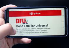 LINK, Segundo Bono Universal S/.760: consulta ahora si eres beneficiario
