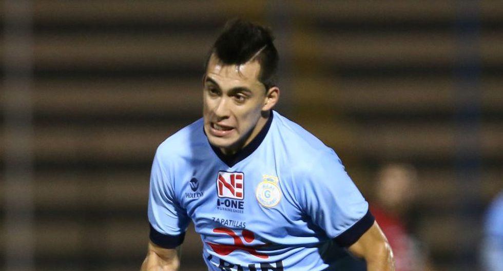 Iván Santillán juega en Real Garcilaso desde la temporada 2012 (USI)