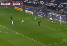 Al Real Madrid no le gusta esto: el doblete de Luka Jovic para el 3-1 de Eintracht Frankfurt ante Schalke 04 [VIDEO]