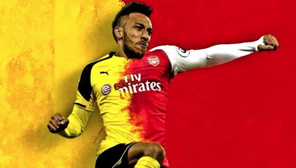 Aubameyang llegó al Dortmund desde el Saint-Etienne de la Ligue 1.