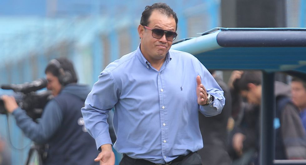 Juan Reynoso dejó de ser entrenador de Real Garcilaso. (Foto. Archivo GEC)