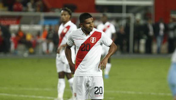 Edison Flores se refirió al presente y los retos de la Selección Peruana. (Foto: GEC)