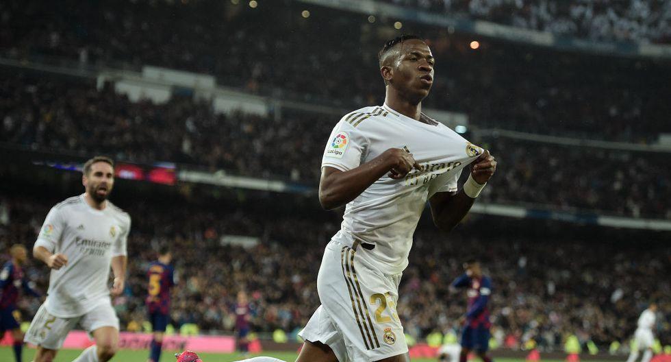 Real Madrid afrontará un nuevo compromiso por LaLiga Santander esta semana. (AFP)