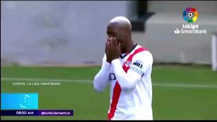 Fútbol español: Rayo Vallecano de Luis Advíncula iguala 1-1 ante Leganés