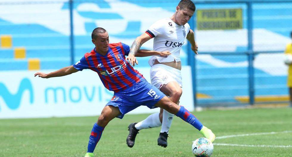 Alianza Universidad ganó 2-1 a San Martín por la fecha 3 del Torneo Apertura. (Fotos: Fernando Sangama/GEC)