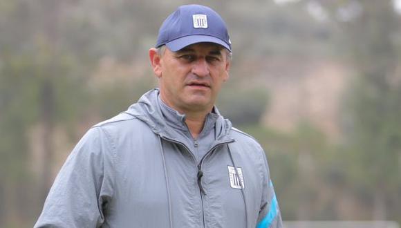 Carlos Bustos y los registros que viene alcanzando con Alianza Lima. (Foto: Alianza Lima)