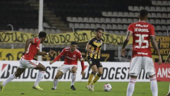Táchira sumó seis puntos y se metió en la pelea del Grupo B. (Foto: Agencias)