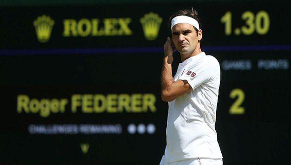 Federer es el actual número 2 de la ATP. (Getty Images)