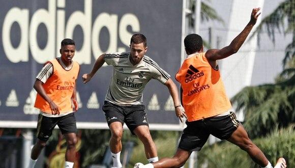 Real Madrid visita al City el próximo 7 de agosto por la vuelta de octavos de Champions. (Foto: Real Madrid CF)
