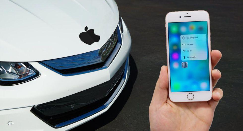 Novedades para la integración con los autos en iOS 14. (Foto: Apple)