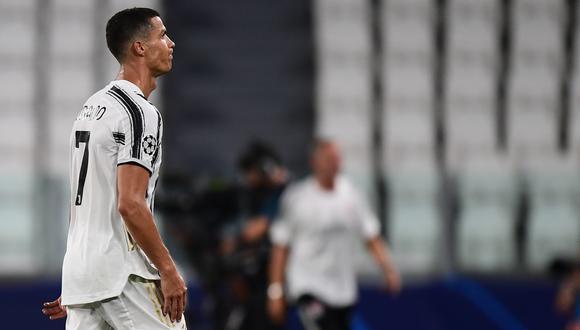 Juventus quedó fuera de la Champions League a manos del Lyon. (Foto: AFP)