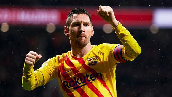 Lionel Messi ya supera a Cristiano Ronaldo en el Balón de Oro. (Foto: Getty)