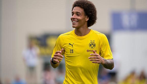 Axel Witsel Flashback SBC ya está disponible en FIFA 21 y así podrás ficharlo en Ultimate Team