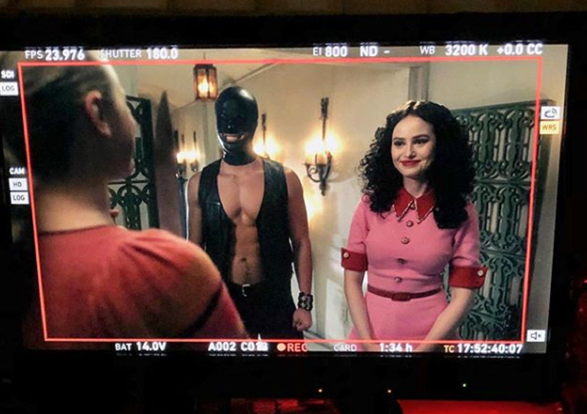 "Otra imagen de la quinta temporada de ""Riverdale"" (Foto: The CW)"