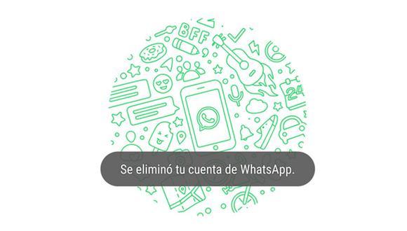 ¿Sabes qué hace WhatsApp si no eliminas tu cuenta antigua? Esto debes saber. (Foto: WhatsApp)