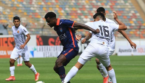 Vallejo y Melgar no se sacaron ventaja en el duelo disputado por la segunda fecha de la Fase 2. (Foto: Liga de Fútbol Profesional)