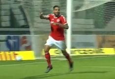 'Acabo o cao': Paolo Guerrero anotó gol en el inicio del Brasileirao 2020 [VIDEO]