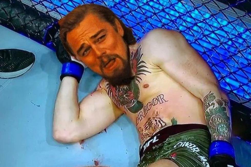 McGregor vs. Poirier: los mejores memes de la derrota del irlandés. (Captura: Twitter)