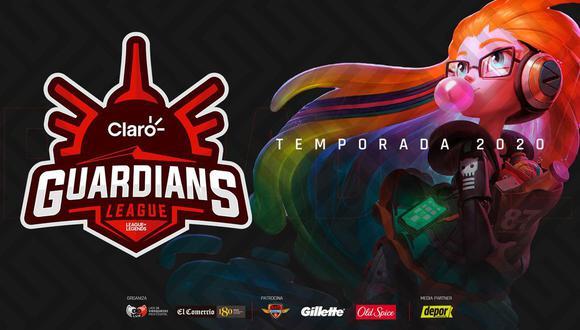 Claro Guardians League: así será Jornada 10 del competitivo oficial de League of Legends en Perú