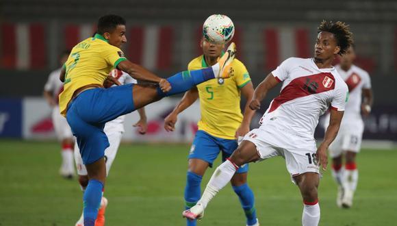 Perú vs. Brasil: guía de programación y canales para ver gratis el partido por Copa América (Foto: Agencias)