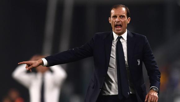 Empate del Milan a la Juventus a falta de 15 minutos para el final, hizo enojar al entrenador. (Foto: AFP)