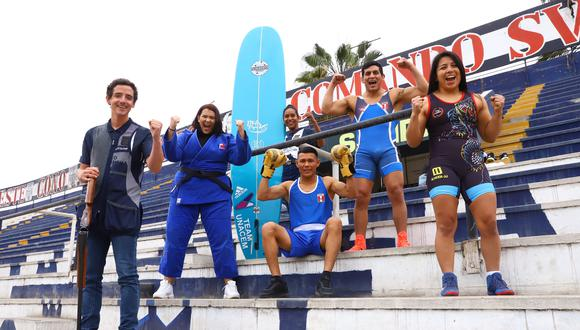 Alianza Lima presenta a sus embajadores deportivos (Foto: Alianza Lima)