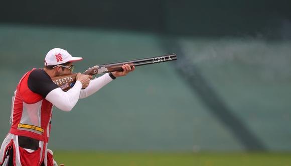 El Polígono fue el escenario principal de tiro de Lima 2019. Sin embargo, desde el evento, los deportistas nacionales solo han podido ingresar dos veces, contó García Miró. (Foto: GEC)