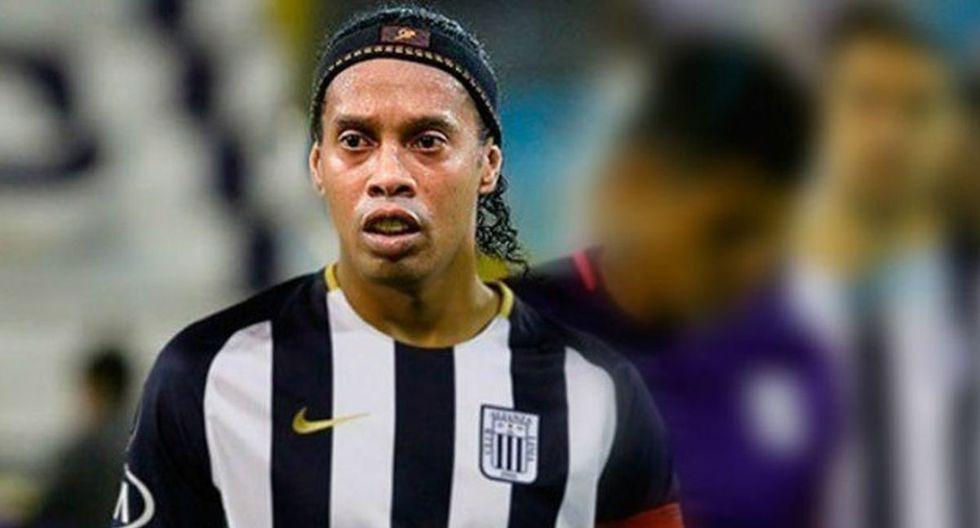 El evento 'Ronaldinho en el barrio' se canceló por problemas con los organizadores. (Foto: Internet)