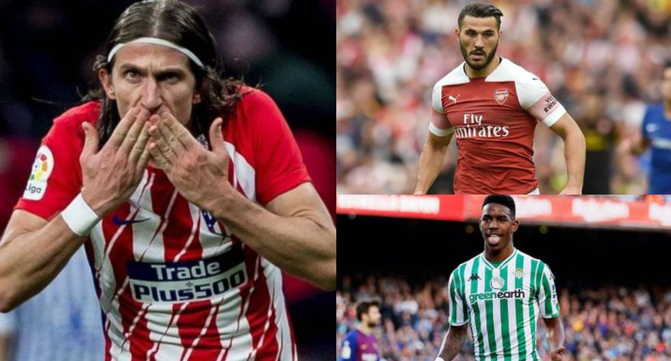 Barcelona y el nuevo lateral izquierdo que llegaría en las próximas semanas. (Fotos: Difusión)