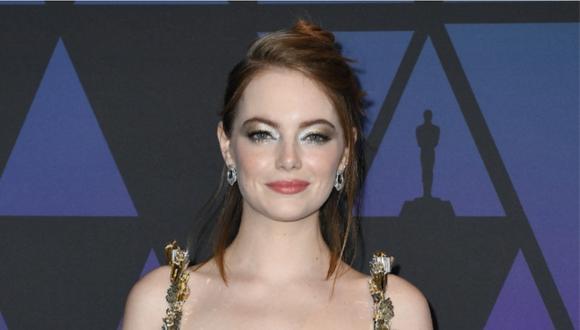 """Emma Stone responde sobre si tendrá un papel en """"Spider-Man: No Way Home"""". (Foto: AFP)"""