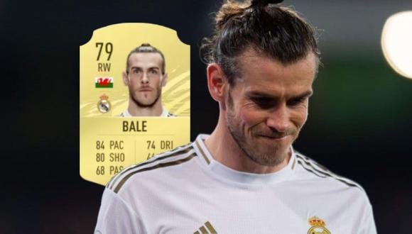 FIFA 21: Gareth Bale peor que Lucas Vázquez en el simulador de EA Sports. (Foto: Difusión)