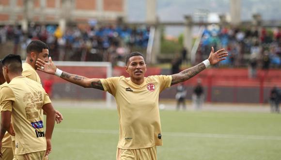 Kevin Ruíz marcó dos goles en la victoria de UTC ante Sporting Cristal. (Foto: GEC)
