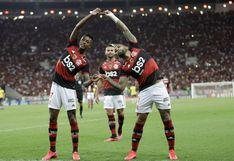 'Súper Flamengo': Barcelona SC cayó goleado en el Maracaná por la fecha 2 de Copa Libertadores 2020