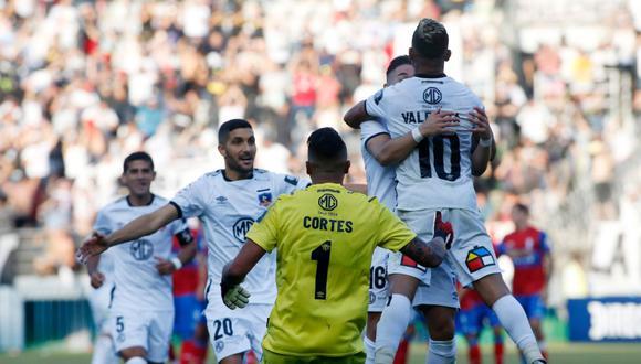 Colo Colo venció a Católica por semifinales de Copa Chile con Gabriel Costa
