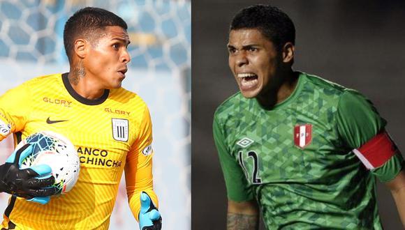 Campos quiere jugar en la Selección Peruana. (Foto: Liga 1 / Agencias)