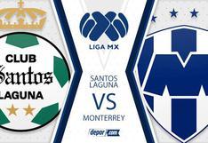 Santos Laguna vs. Monterrey: en qué canal ver, horarios y transmisión del partido por la Liguilla MX
