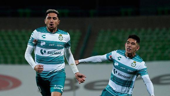 Con gol de Valdés, Santos venció como local a Cruz Azul. (Getty)
