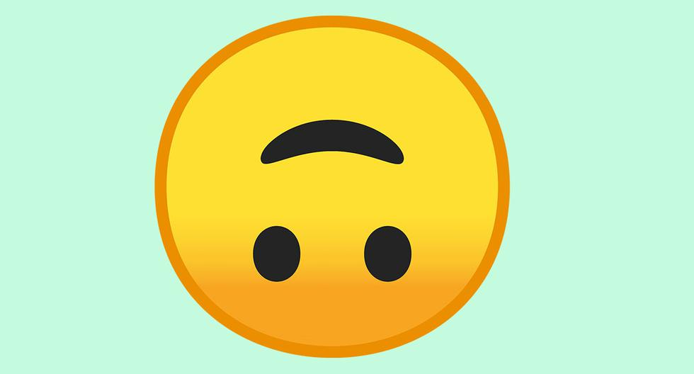 Down smiley mean what does the upside Emoji Analysis: