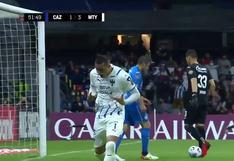 Doblete del 'Mellizo': Funes Mori puso el 4-1 del Cruz Azul vs. Monterrey [VIDEO]