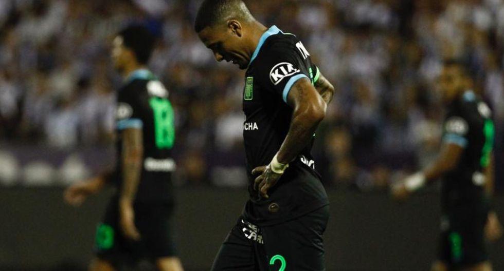 Alianza Lima cayó en casa ante Millonarios. (Foto: Giancarlo Ávila)