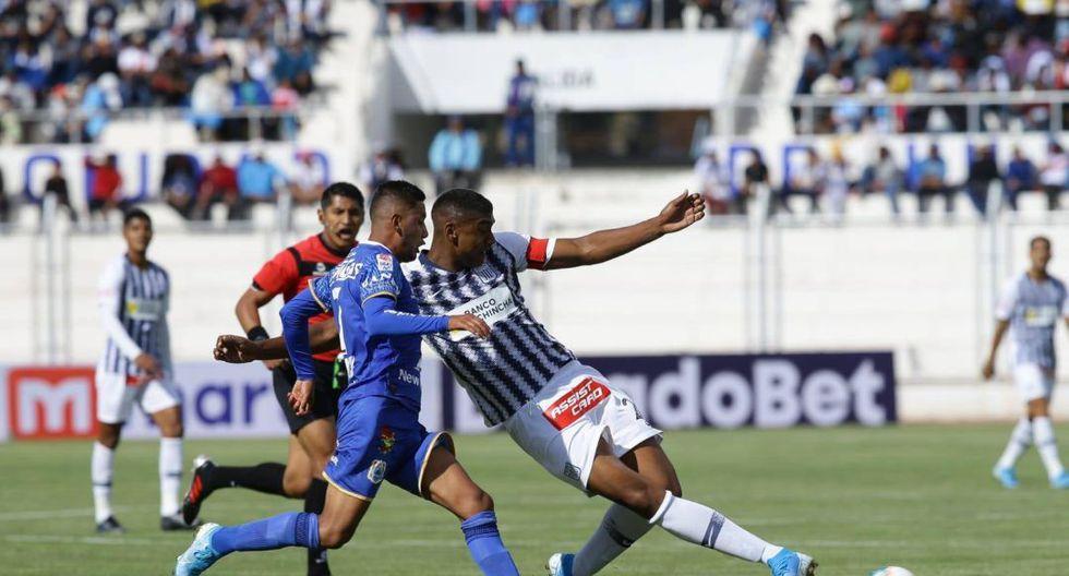 Binacional juega su primera final en Primera División. (Foto: GEC)
