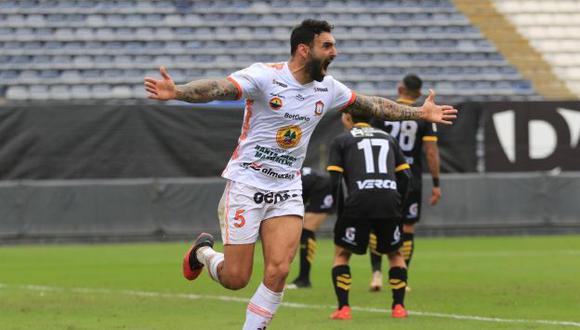 Cantolao vs. Ayacucho FC en el Alejandro Villanueva por la Fase 2. (Foto: Liga 1)