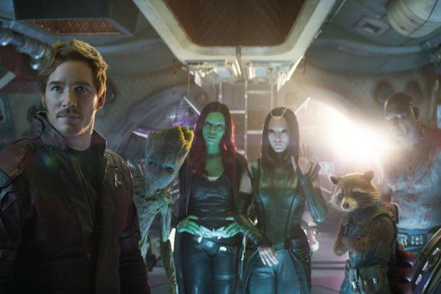 """Vi Diesel lent his voice to Groot in """"Guardians of the Galaxy"""" (Photo: Marvel Studios) (Photo: Marvel Studios)"""