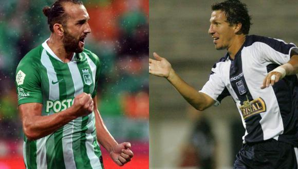 Hernán Barcos fue comparado con Flavio Maestro por el ecuatoriano Luis Fernando Saritama. (Foto: Agencias)